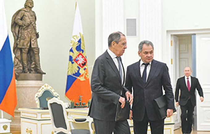 Russland und Putin heute – eine Einschätzung für morgen