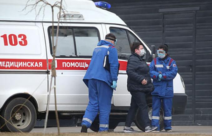 Corona-Fieber in Russland