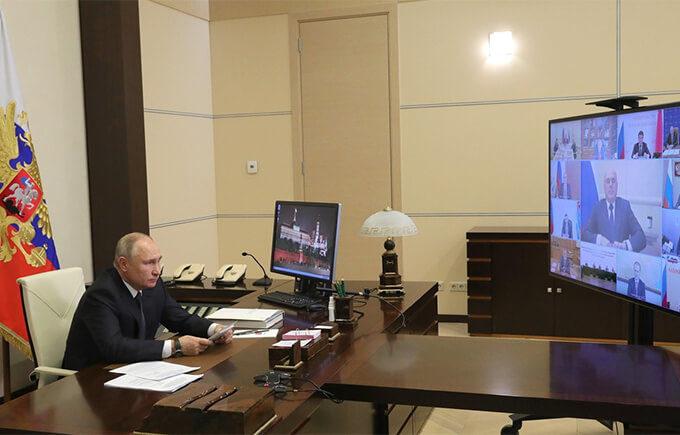 Putin hat faktisch nicht nur die Tatsache der Beschattung Nawalnys eingestanden, sondern auch ihre Rechtmäßigkeit begründet